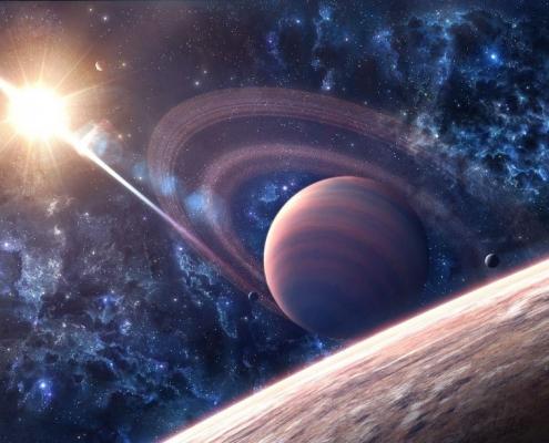 Woraus besteht das Universum?